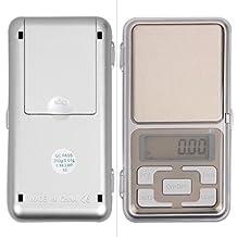 Ecloud ShopCA 200g/0.01g Mini Digital Pocket Gem Weigh Scale Balance