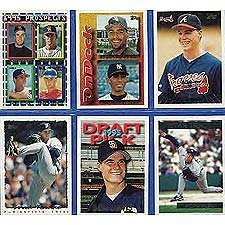 1995 Topps Traded Baseball 165 Card Complete Mint Hand Collated Set, It Was Never Issued in Factory Form. Includes the Rookie Cards of Carlos Beltran, Hideo Nomo, Brad Radke, Richie Sexson and Many Others!