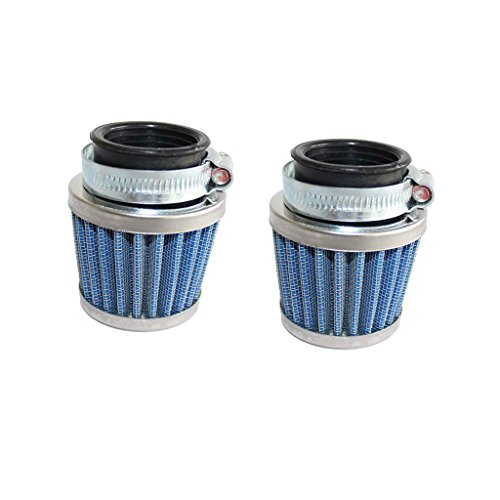 HURI 2 Air Filter for 110cc 125cc Motorcycle Pit Bike ATV Honda SSR