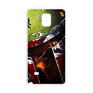 Boba Fett Cell Phone Case for Samsung Galaxy Note4