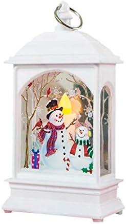 Amphia - Weihnachtsschmuck Licht Ornamente Craft Home Decor Hanging Pendant