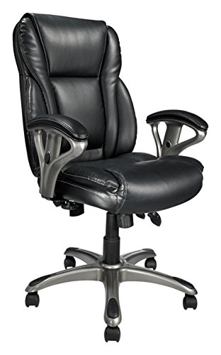 TUL MFMC 400 Multifunction Manager Chair, Black