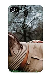 Special Illumineizl Skin Case Cover For Iphone 4/4s, Popular Jordana Brewster Phone Case For New Year's Day's Gift