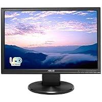 Asus Vw199t-P - Led Monitor - 19 - 1440 X 900 - 10000000:1 (Dynamic) - 5 Ms - Dvi-D, Vga - Speakers - Black Product Type: Peripherals/Lcd & Led Monitors
