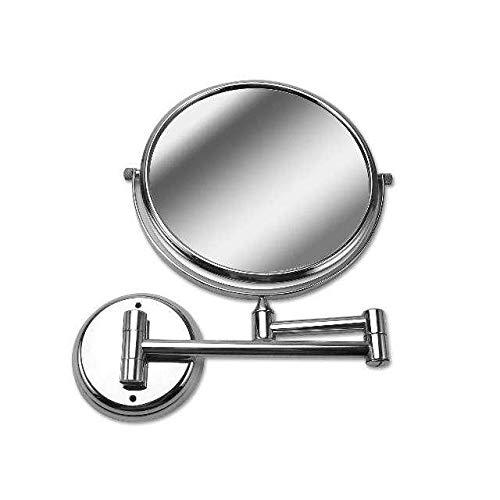 Espelho de Parede Dupla Face - 3245 - JACKWAL - Espelho de Parede Dupla Face - 3245 - JACKWAL