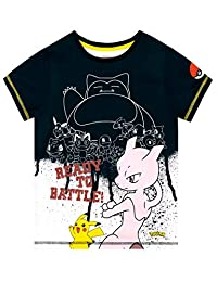 Pokemon Boys Snorlax T-Shirt