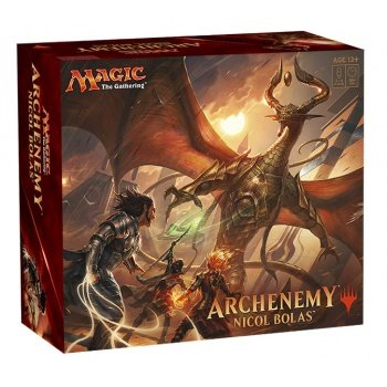 MTG Magic the Gathering Archenemy Nicol Bolas Game Set - 260 cards by Magic: the Gathering