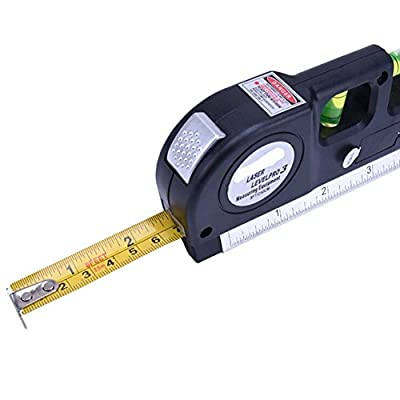 Chige Laser Distance Measure 131ft/40m Mini Handheld Digital Laser Distance Meter Rangefinder Measure Tape Diastimeter