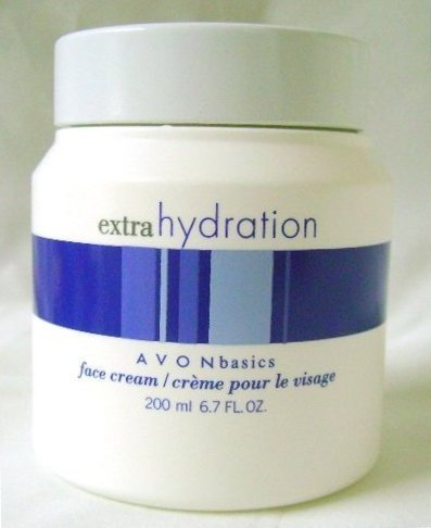 Avon Rich Moisture Cream (Avon Basics Face Cream Extra Hydration Creme pour le)