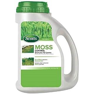 Scotts Moss Control Granules Sulfate 1250 Sq. Ft. 4.5 Lb.
