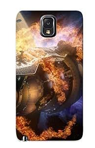 Fashion Protective Babylon 5 Case Cover Design For Galaxy Note 3