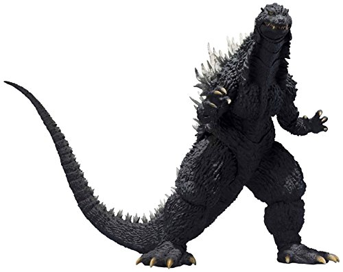 2002 Toy - Tamashii Nations S.H. MonsterArts Godzilla (2002)