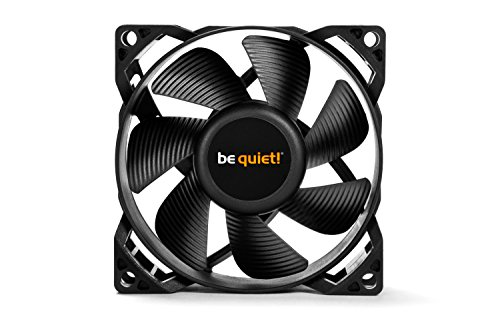 be quiet! Pure Wings 2 80mm, BL044, Cooling - Thumb Turbo Sleeves