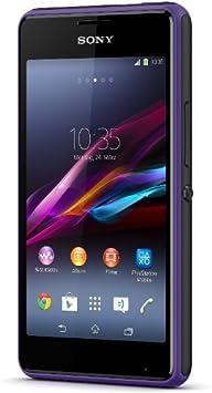 Sony Xperia E1 - Smartphone Libre Android (Pantalla 4