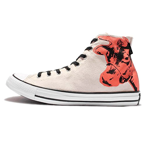 Converse 151036Chuck Taylor All Star unisexe Sneakers (Blanc)