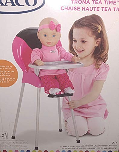 (Graco Tolly Tots Tea Time High Chair)