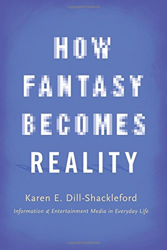 Karen Dill-Shackleford, PhD Publication