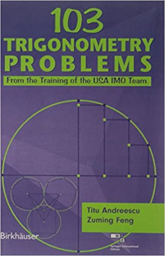 103 Trigonometry Problems ; From the Training of the USA IMO Team