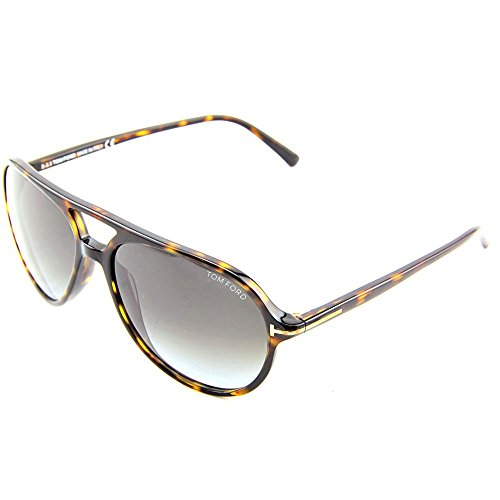 Tom Ford TF331 56P Dark Havana / Dark Grey - Sunglasses 2014 Mens Ford Tom