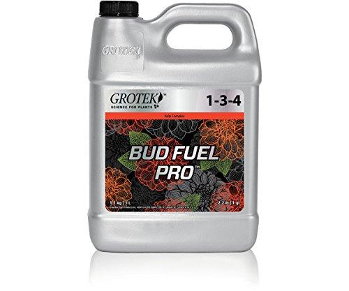 - Grotek GTBDF4L Hydroponic nutrients Black