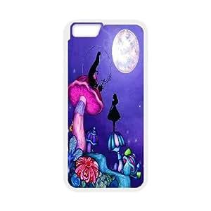 """DIY Alice in Wonderland Back Case for iPhone 6 pluS 5.5"""", Customized Alice in Wonderland Iphone6 5.5 WANGJING JINDA"""