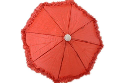 Brittany's American Red Umbrella for 18 Inch Girl Dolls ()