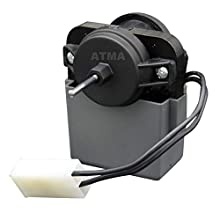 ATMA 2315539 Refrigerator Evaporator Fan Motor Compatible with Whirlpool Kenmore Refrigerator Replaces wp2315539 2219689 2225625 W10438708 WP2315539VP AP6007247 PS11740359