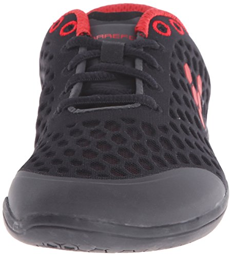 Shoe Stealth Black VIVOBAREFOOT Walk Red Women's 2 n0ZXqIP