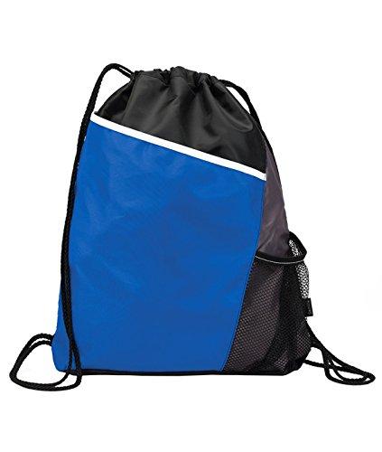 Gemline Surge Sport Self Adhesive Closure Cinchpack, ROYAL BLUE, OS