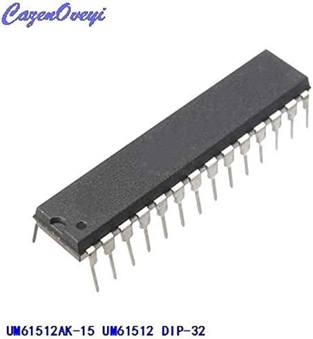 10個セット UM61512AK-15 UM61512AK UM61512 DIP-32