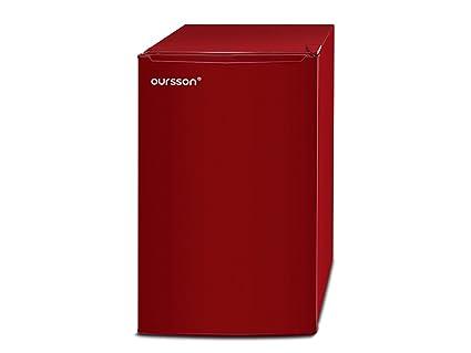Bomann Kühlschrank Mit Eisfach Ks 2261 : Oursson fz rd kühlschrank a cm kwh jahr