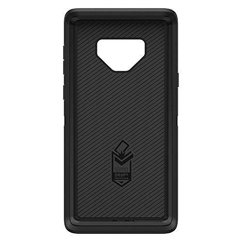 OtterBox DEFENDER SERIES Case for Samsung Galaxy Note9 - Retail Packaging - BLACK