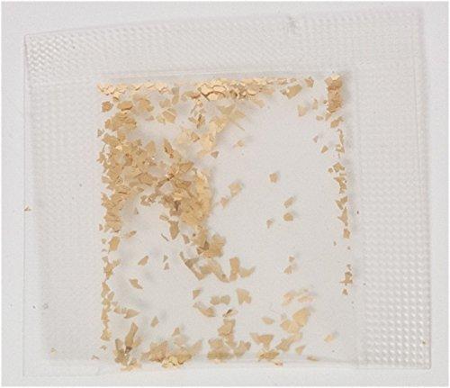 Goldflocken fein, 0,006 g Essbar Oppeneder