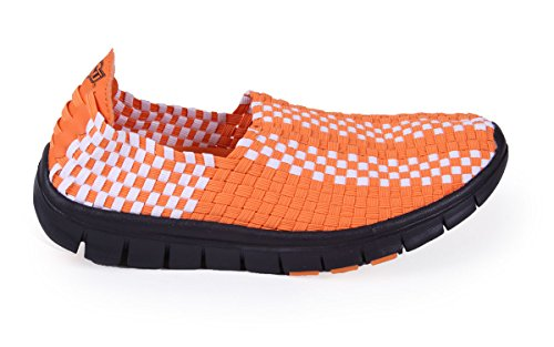 Comfy Feet Happy Feet Heren En Dames Ncaa College Woven Shoe - Oklahoma State Cowboys Met Officiële Licentie