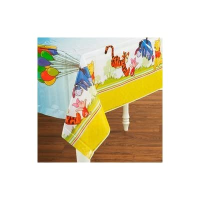 Winnie the Pooh & Pals Plastic Party Tablecover: Toys & Games