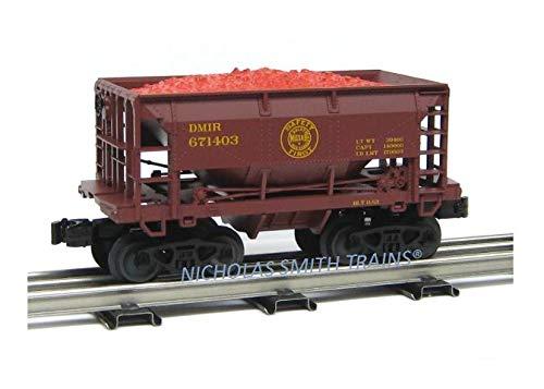 Bachmann 70-ton Ore car-duluth、Missabe & Iron Range Railway Oスケール、Prototypicalブラウン B0731WTTVD