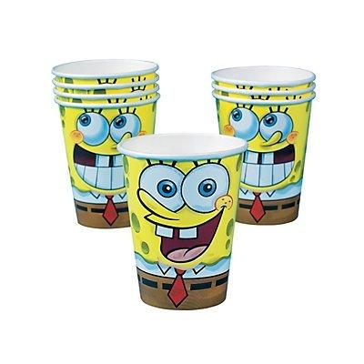 SpongeBob SquarePants Classic Cups 2 sets