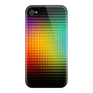 Hot Colours Abstract First Grade Phone Cases For Iphone 6 Cases Covers