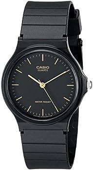 Casio Men's Black Resin Watch