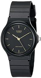 Casio Men's Analog Watch - Black MQ24-1E TRG