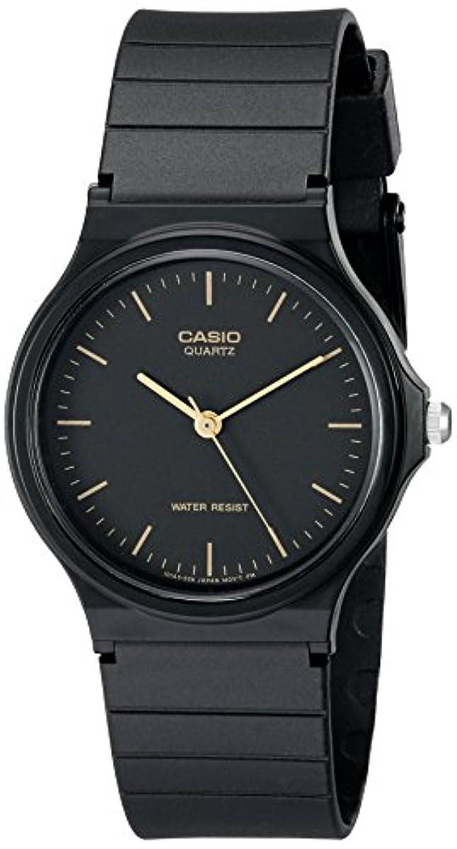 [해외] CASIO(카시오) 손목시계 블랙 MQ-24-1E 맨즈 [역수입품]