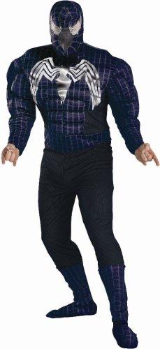 Spiderman Venom Muscle Costume Adult