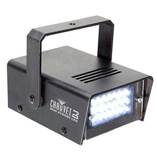 [CHAUVET DJ Mini Strobe LED Compact Strobe Light] (Dance Second Hand Costumes)