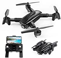 SNAPTAIN SP500 1080P Drone con GPS Telecamera FHD, Trasmissione WiFi 5G, modalità Ritorno Home, modalità Seguimi,...