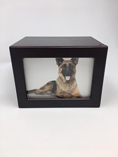 pet memorial urn for large dogs - 1