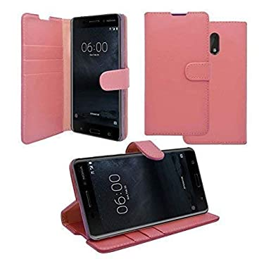 finest selection a1fcf 2d1c0 Compatible With Nokia 3 Rose Gold Wallet Book Flip Case Cover