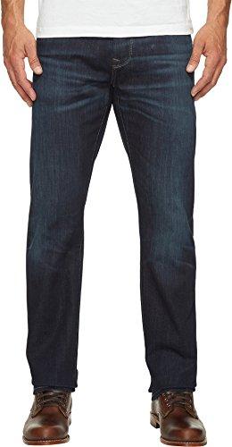 Mavi Jeans Men's Zach Regular Rise Straight Leg in Dark Shad