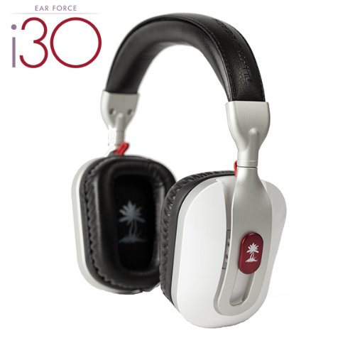 Turtle Beach - i30 Premium Wireless Mobile Headset with Active Noise Cancelling and Boomless Microphone - - Way The Broad At Beach