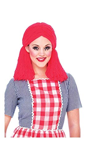 Paper Magic Rag Doll Adult Costume Wig One Size for $<!--$8.99-->