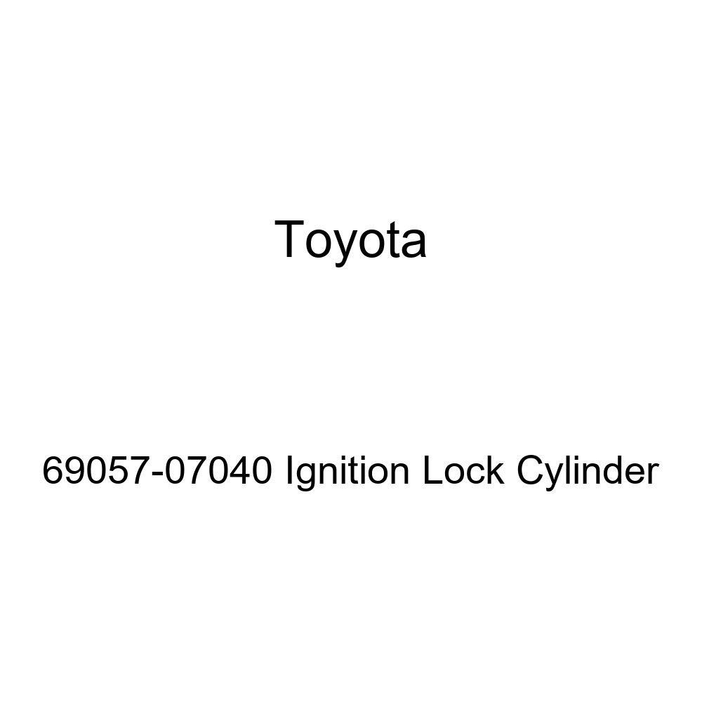 Toyota 69057-07040 Ignition Lock Cylinder